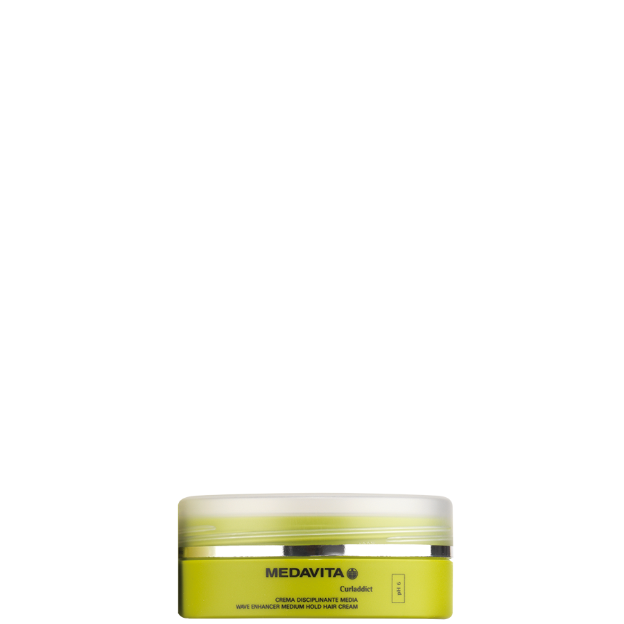 Wave enhancer medium hold hair cream